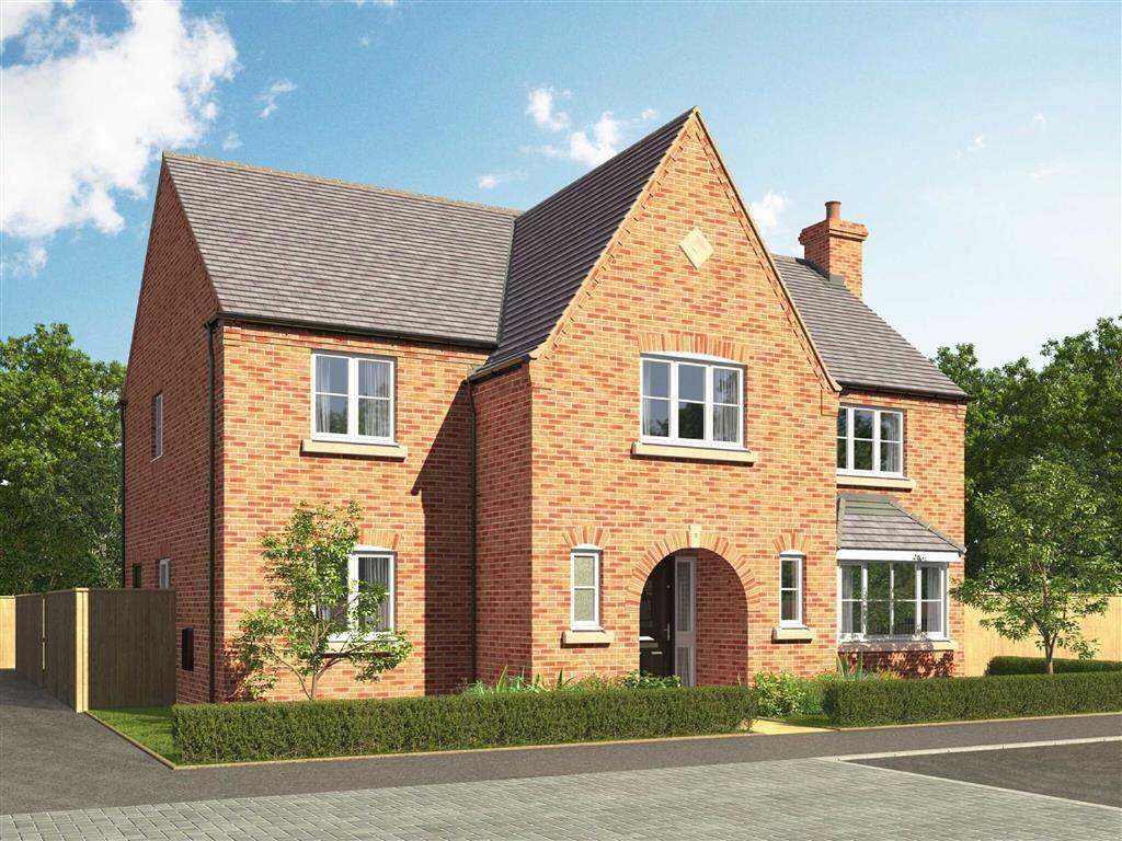 4 Bedrooms Detached House for sale in Plot 20 'The Bridgemere' The Croft, Littlethorpe, Leicestershire