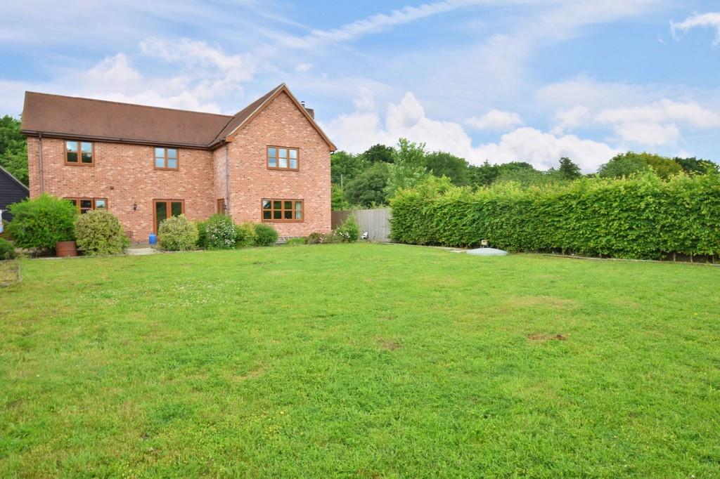 4 Bedrooms Detached House for sale in The Oaks,Bury Road,Cockfield, IP30 0JL