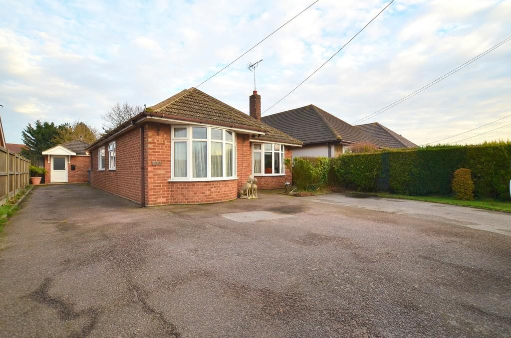 3 Bedrooms Detached Bungalow for sale in Bell Lane, Kesgrave