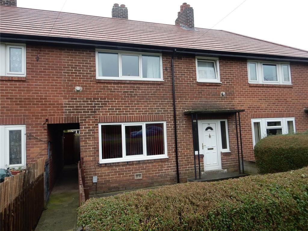 3 Bedrooms Terraced House for sale in Cow Heys, Dalton, Huddersfield, HD5