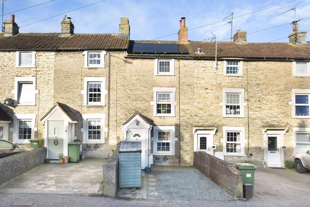 3 Bedrooms Terraced House for sale in The Butts, Frome