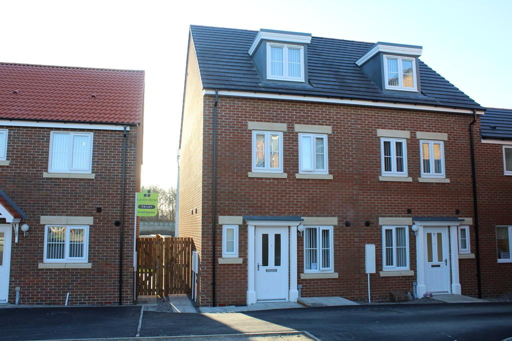 3 Bedrooms End Of Terrace House for sale in Mulberry Wynd, Stockton On Tees