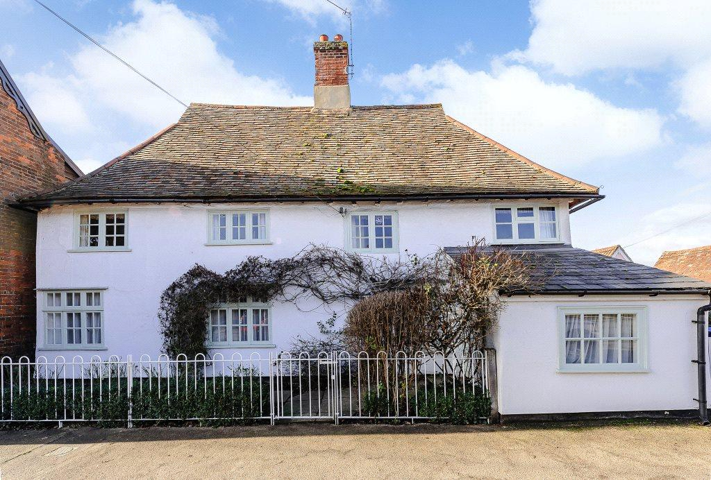 3 Bedrooms Detached House for sale in Little St. Marys, Long Melford, Sudbury, Suffolk, CO10