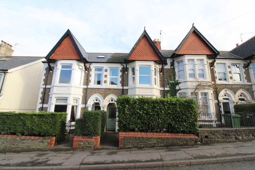 4 Bedrooms Terraced House for sale in Heol Isaf, Radyr