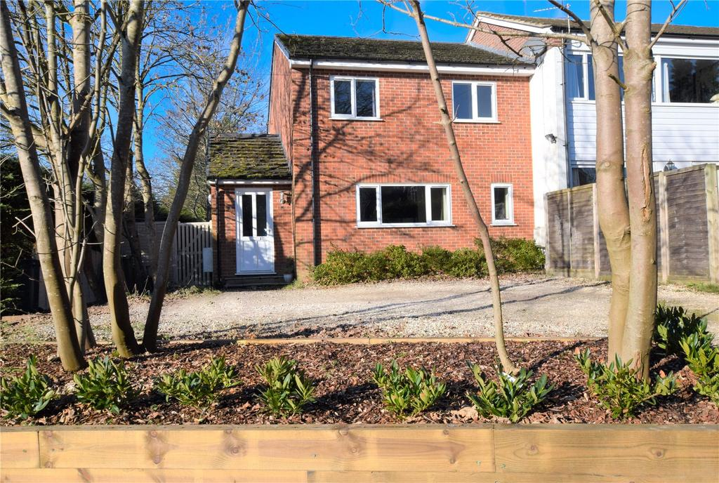 3 Bedrooms End Of Terrace House for sale in Campbells Green, Mortimer Common, Mortimer, RG7
