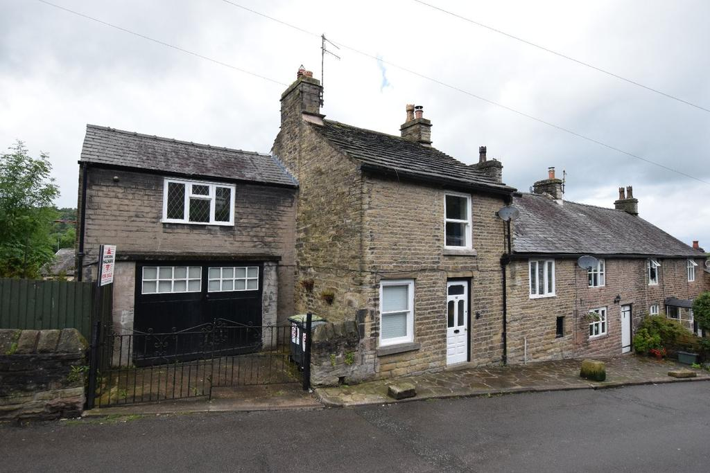 2 Bedrooms End Of Terrace House for sale in Old Road, Whaley Bridge, High Peak