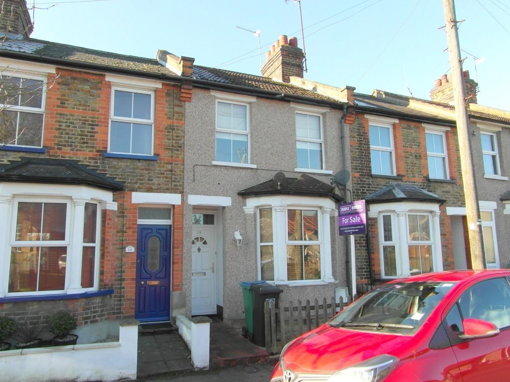 3 Bedrooms Terraced House for sale in Elfrida Road, Watford
