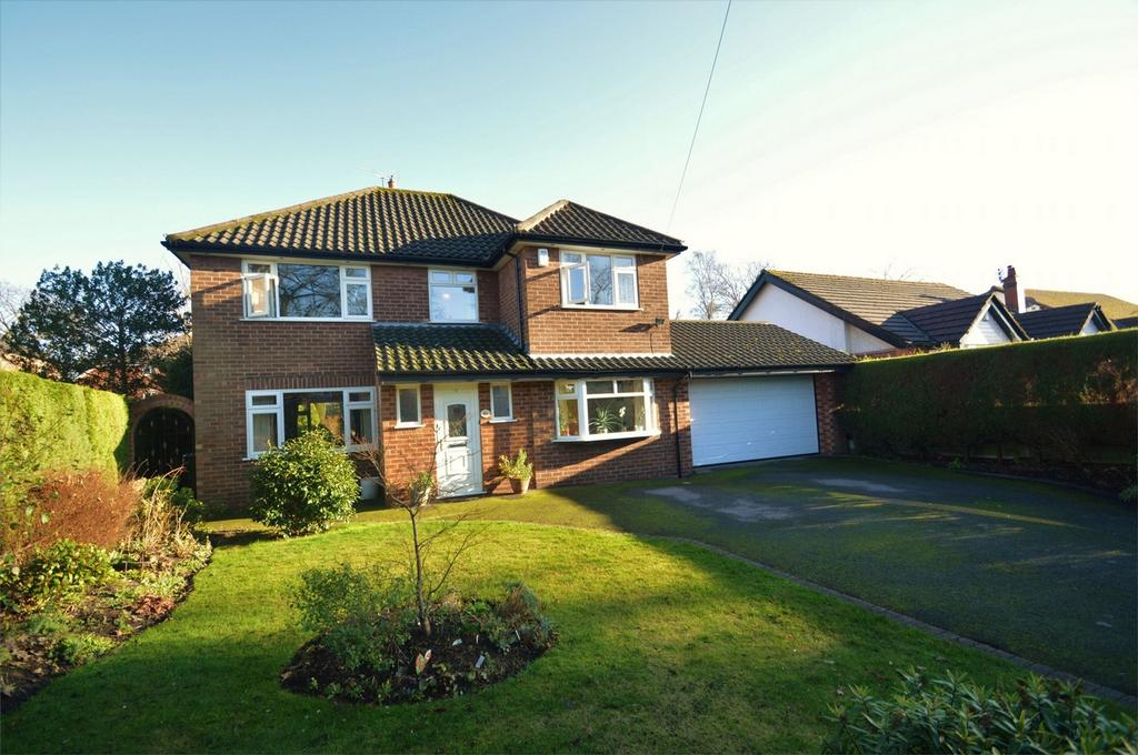 4 Bedrooms Detached House for sale in Georges Road, SALE, Cheshire