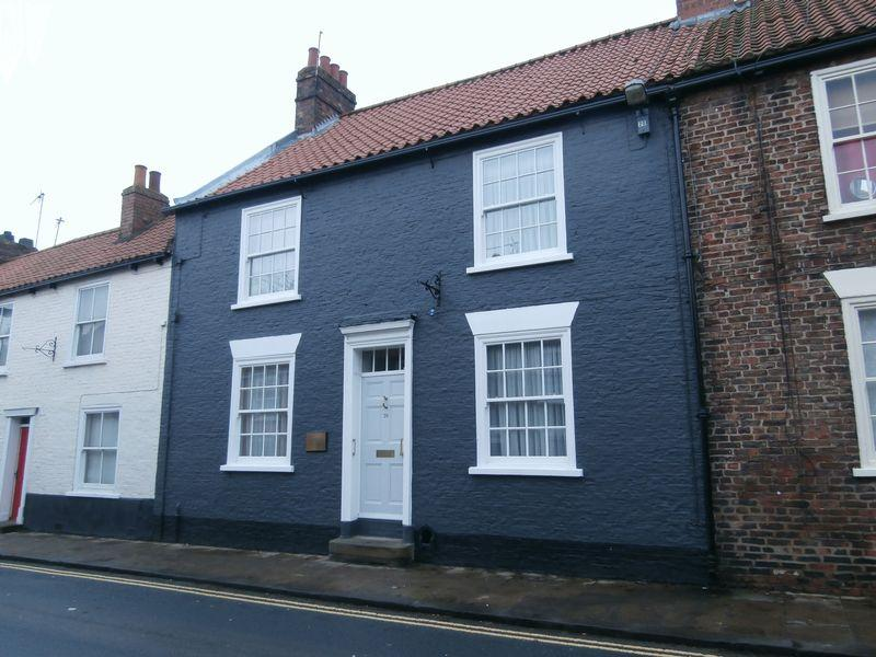 4 Bedrooms Terraced House for sale in Souttergate, Hedon