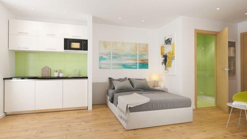 Studio Flat for sale in Phoenix Place, Iliad Street, Liverpool