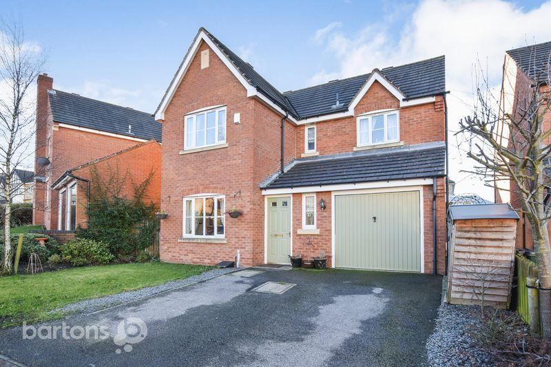 4 Bedrooms Detached House for sale in Haigh Moor Way, Swallownest