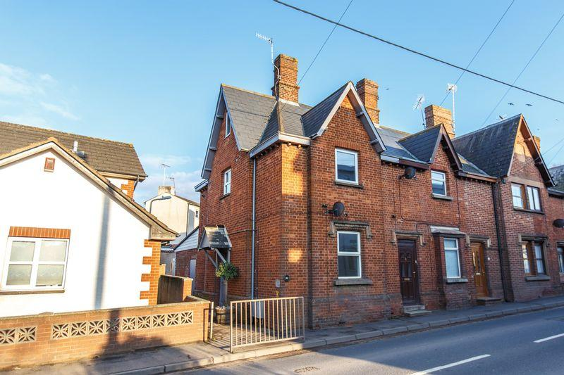 2 Bedrooms End Of Terrace House for sale in Charlotte Street, Crediton