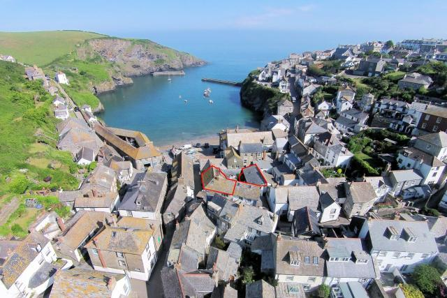 5 Bedrooms House for sale in Kittiwake Cottage, 7/9 Middle Street, Port Isaac