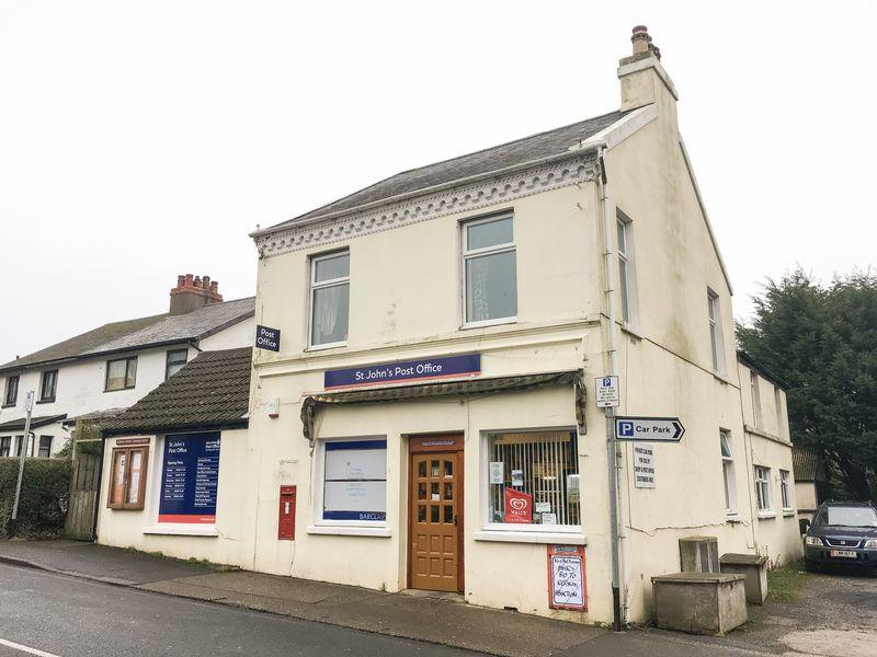 5 Bedrooms Terraced House for sale in Central Stores, Station Road, St Johns