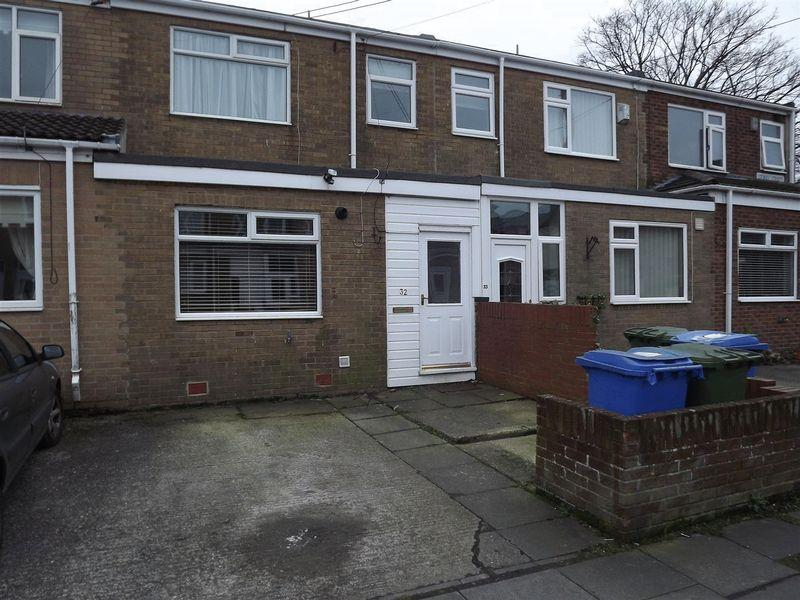 3 Bedrooms Terraced House for sale in Storey Street, Cramlington