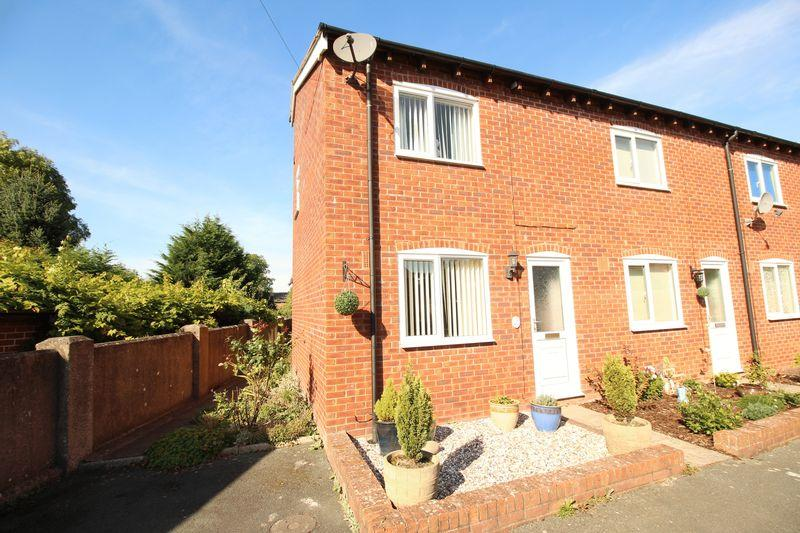 2 Bedrooms End Of Terrace House for sale in 1 School Cottages, Victoria Street, Ellesmere