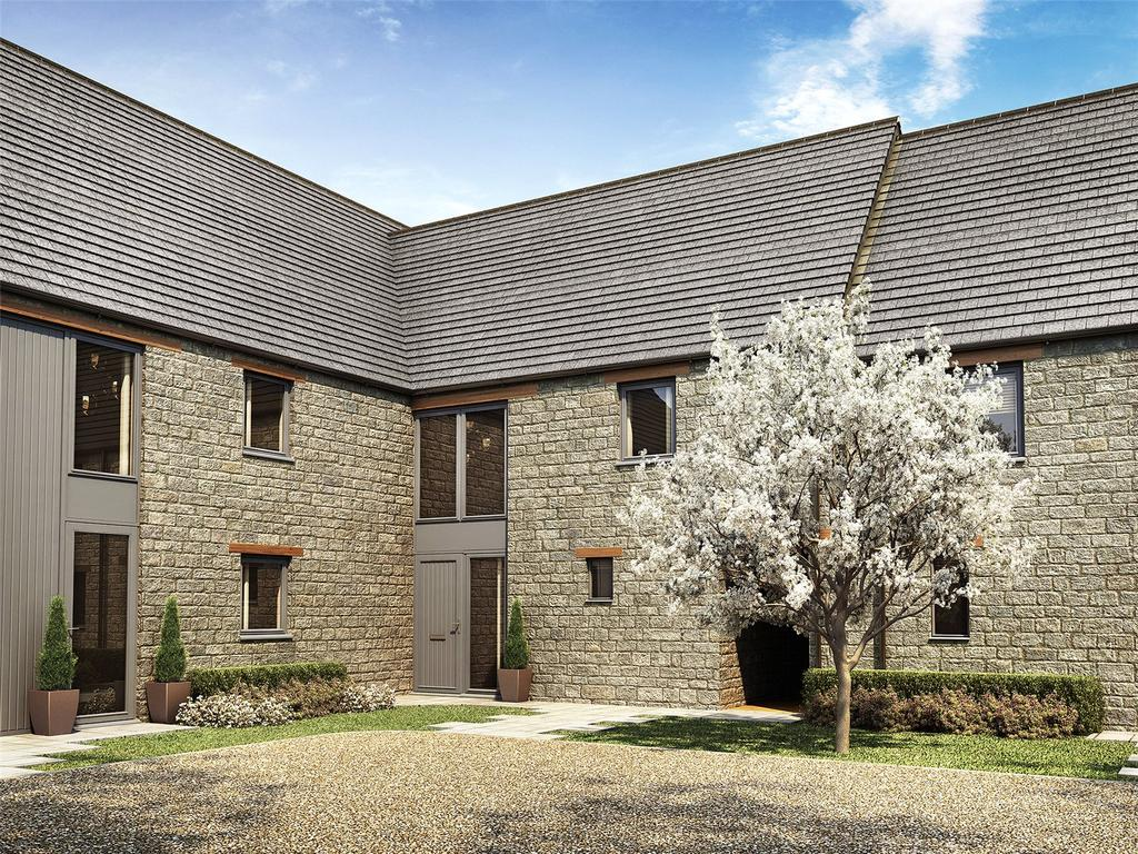 4 Bedrooms Terraced House for sale in Little Street, Sulgrave, Banbury, Oxfordshire, OX17