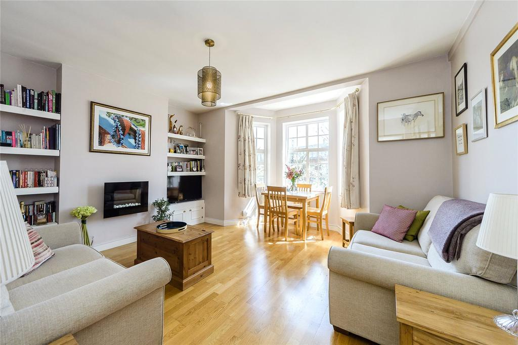2 Bedrooms Flat for sale in Benyon House, Myddelton Passage, Clerkenwell, London, EC1R