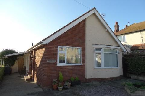 2 bedroom detached bungalow for sale - Sandilee  Hafod Road East, Penrhyn Bay, LL30 3NH