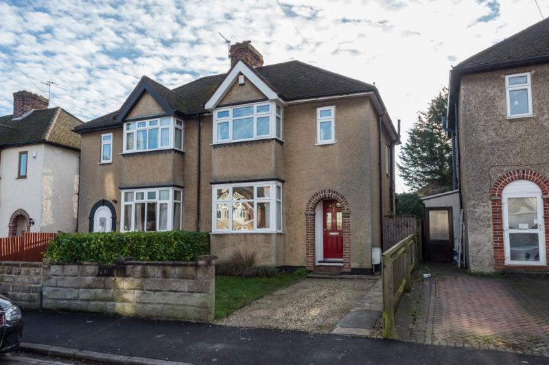 3 Bedrooms Semi Detached House for sale in Courtland Road, Iffley Borders, Oxford