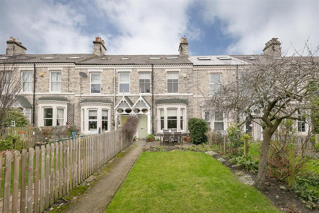 4 Bedrooms Terraced House for sale in Holly Avenue, Jesmond, Newcastle upon Tyne
