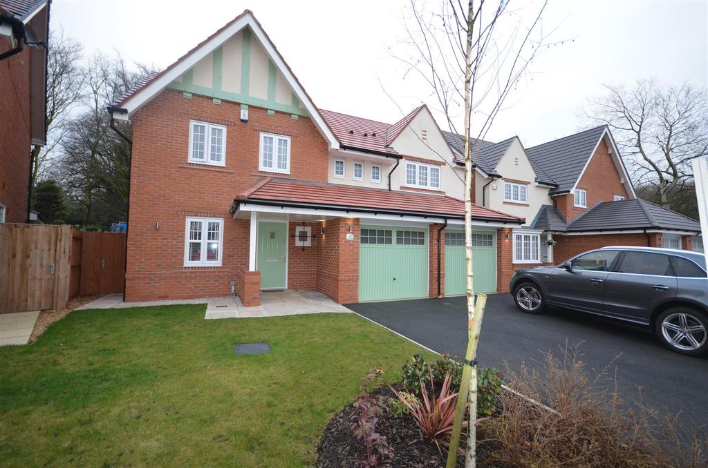 5 Bedrooms Detached House for sale in Meadow View, Rainford, St. Helens