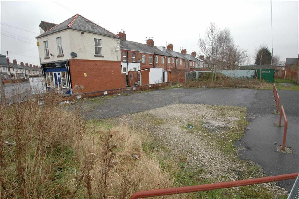 Land Commercial for sale in Heathfield Road, To The Rear Of 114 Whitby Road, Ellesmere Port, Cheshire
