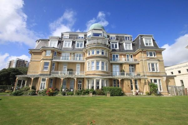 1 Bedroom Apartment Flat for sale in West Hill Road, Bournemouth