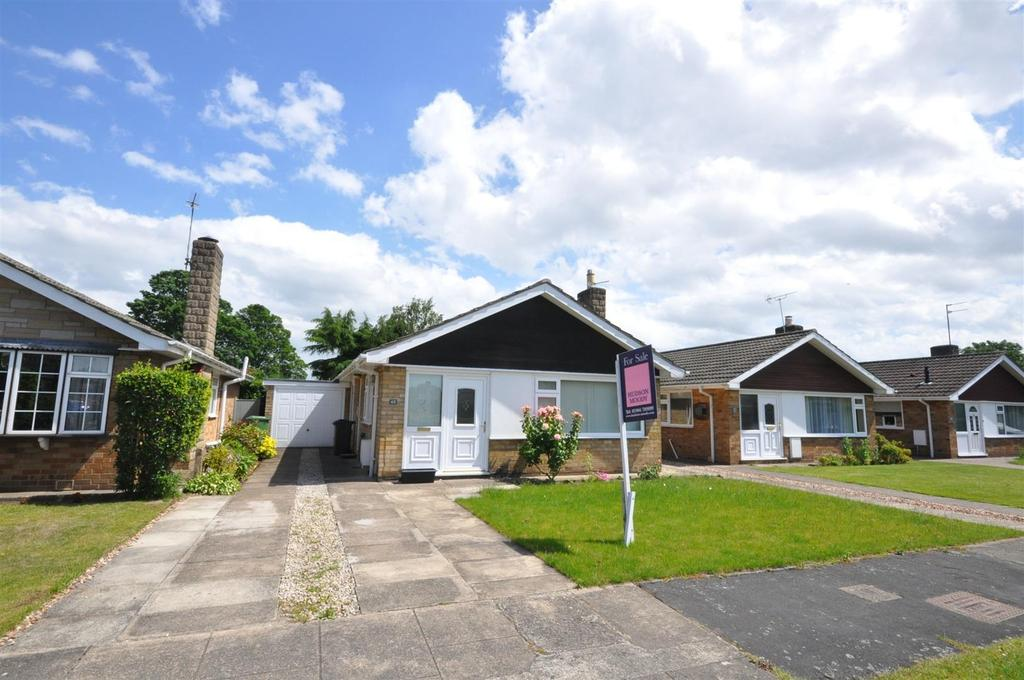 2 Bedrooms Detached Bungalow for sale in Nether Way, Nether Poppleton, York