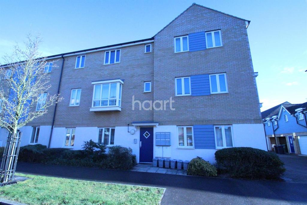 1 Bedroom Flat for sale in Delves Way, Hampton Centre, Peterborough