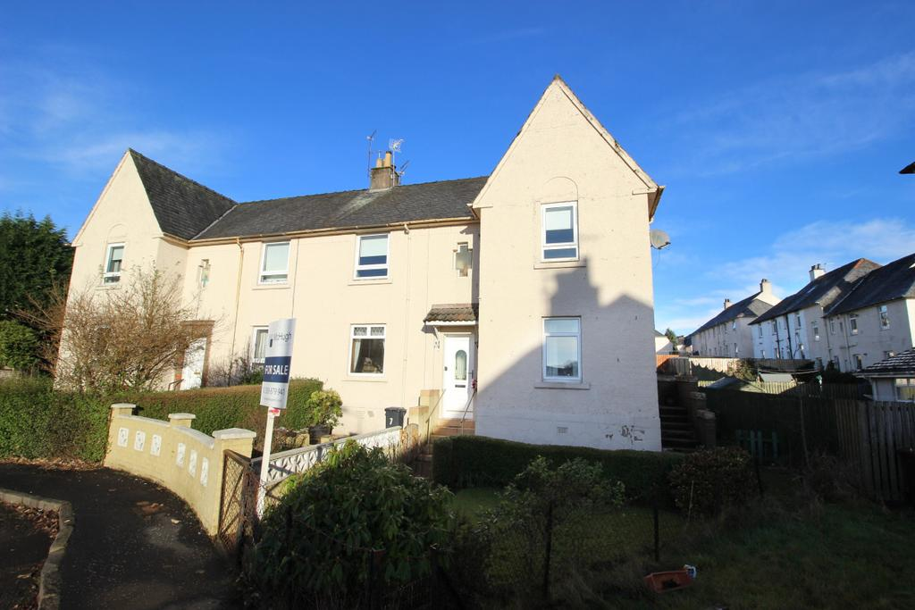 2 Bedrooms Flat for sale in 8 Beeches Terrace, Duntocher, G81 6HQ