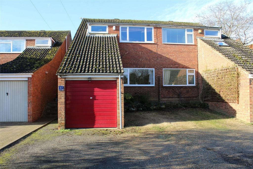 3 Bedrooms Semi Detached House for sale in Potton, Sandy, Bedfordshire