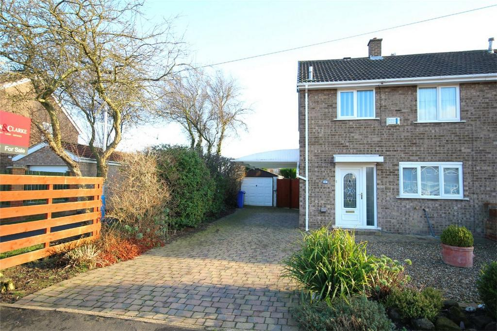 3 Bedrooms Semi Detached House for sale in Westborough Way, East Riding of Yorkshire