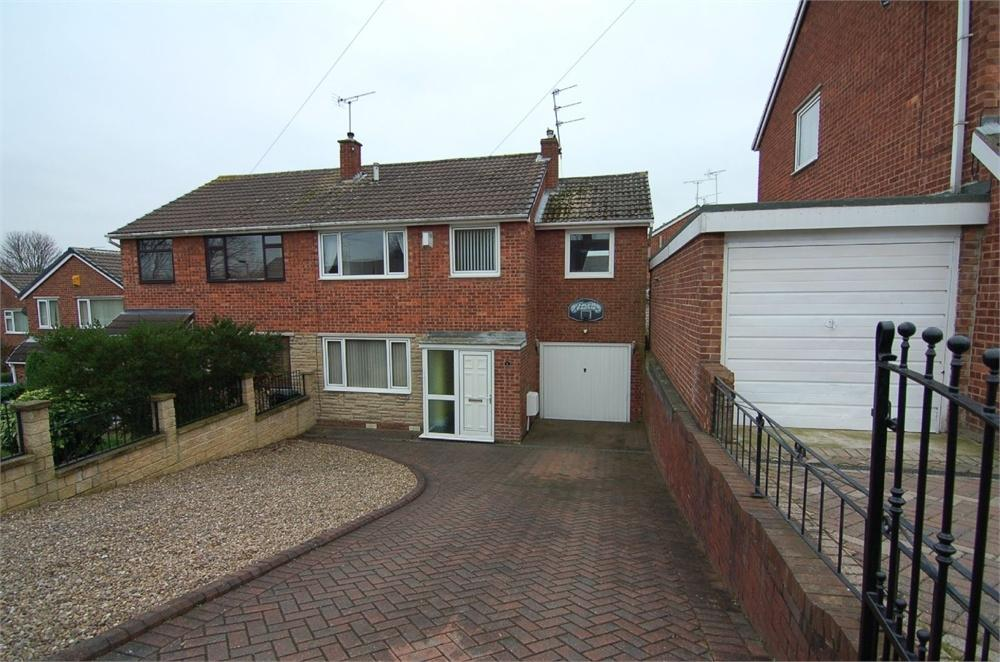 4 Bedrooms Semi Detached House for sale in Beech Avenue, Silkstone Common, BARNSLEY, South Yorkshire