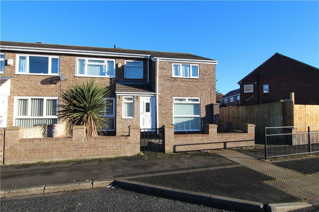 4 Bedrooms Semi Detached House for sale in Lawnswood, Houghton-Le-Spring, DH5