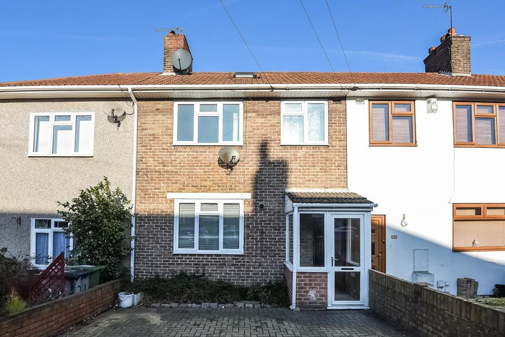 3 Bedrooms Terraced House for sale in Ilfracombe Road, Bromley, BR1