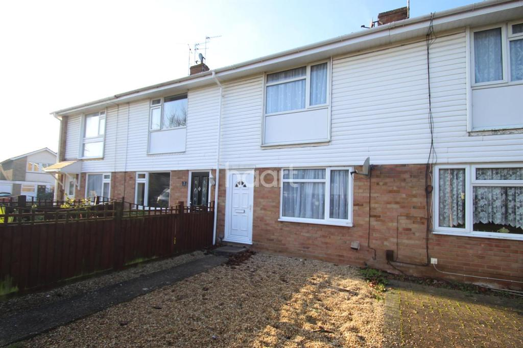 2 Bedrooms Terraced House for sale in Crosstree Walk, Colchester, CO2