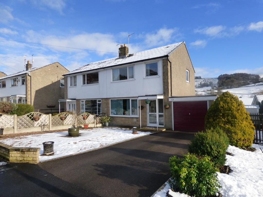 3 Bedrooms Semi Detached House for sale in Longdale Avenue, Settle