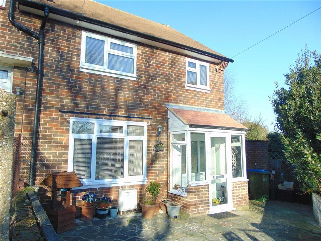 3 Bedrooms End Of Terrace House for sale in Palewell Close, St Pauls Cray, Kent