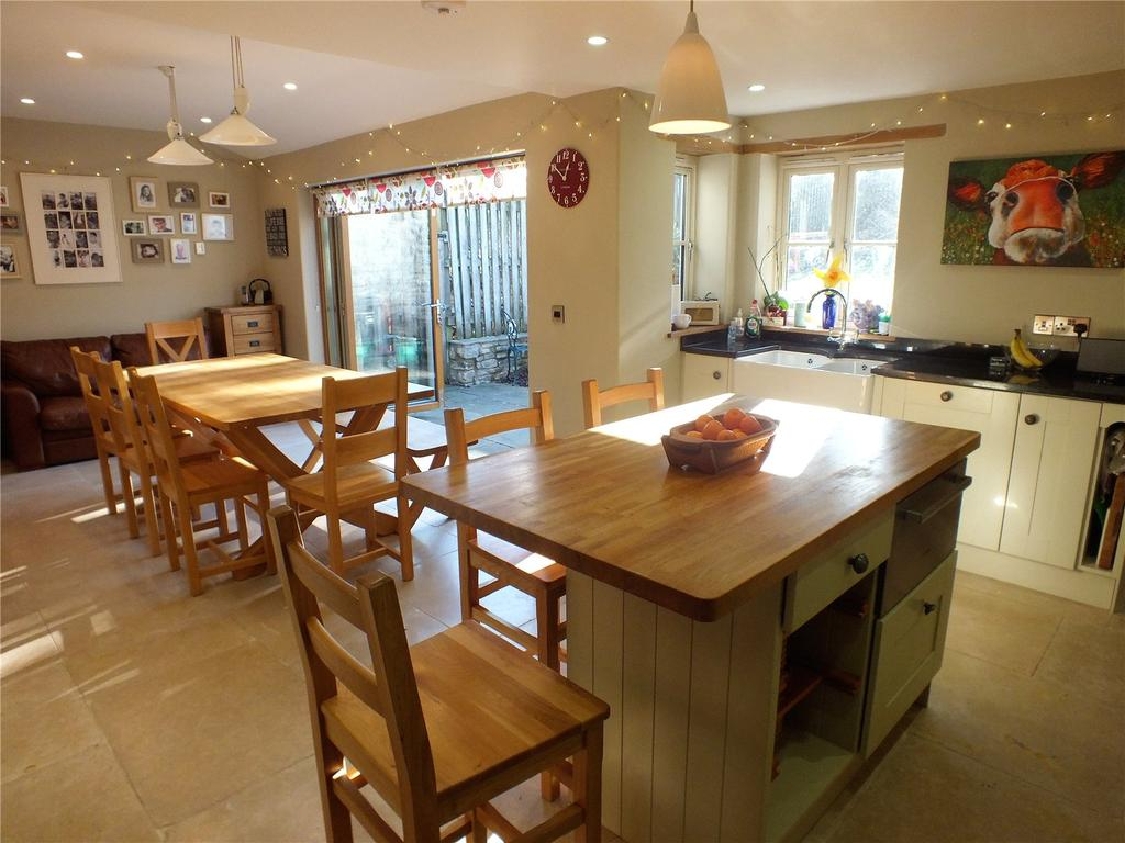 3 Bedrooms Terraced House for sale in Combe Batch, Wedmore, Somerset, BS28