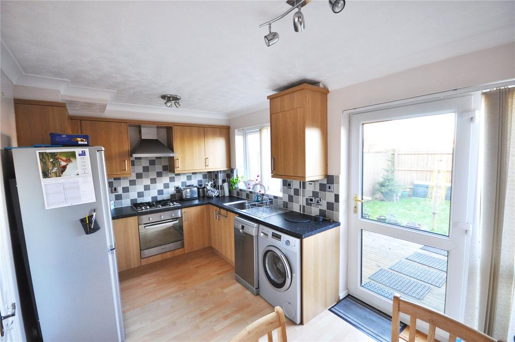 2 Bedrooms Terraced House for sale in Ridge Nether Moor, Swindon, Wiltshire, SN3