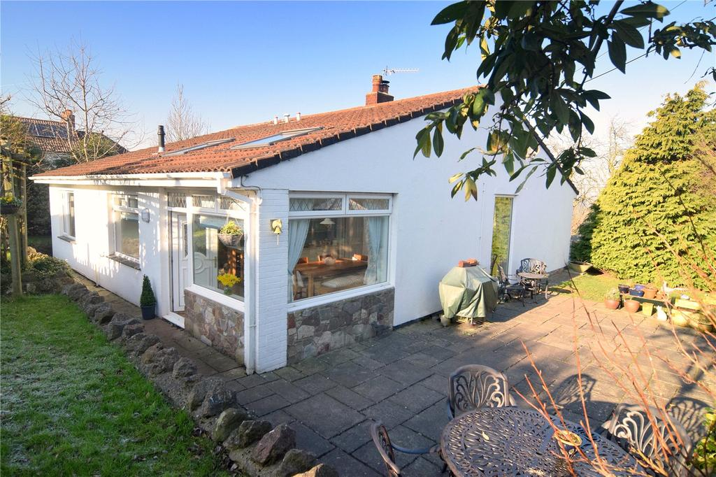 4 Bedrooms Detached Bungalow for sale in Bath Road, Blagdon, North Somerset, BS40