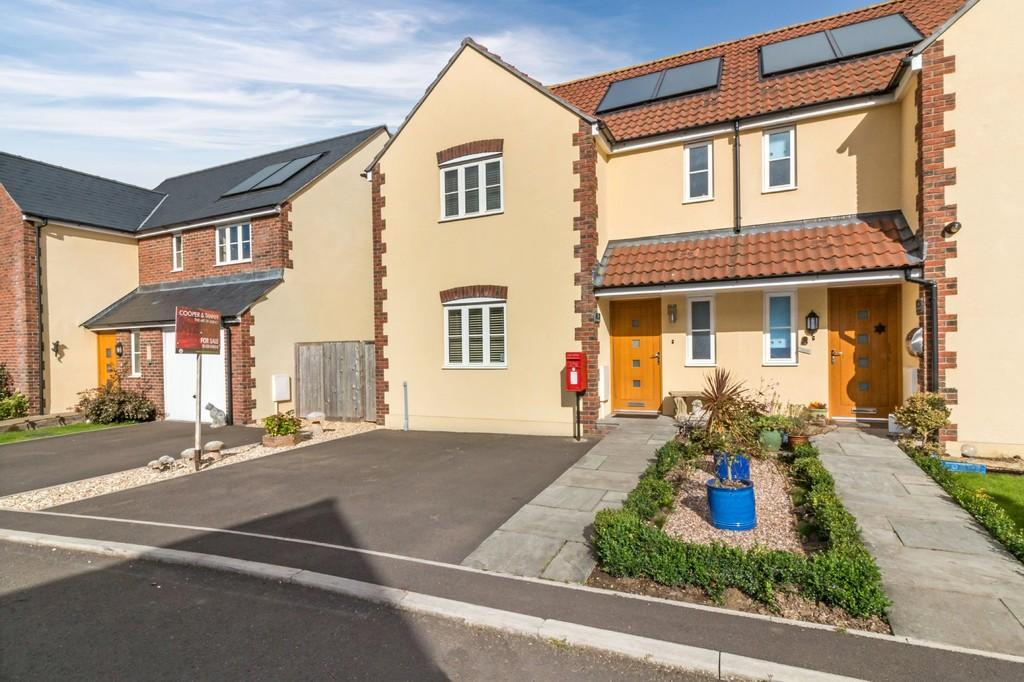 3 Bedrooms Semi Detached House for sale in The Levels, Meare