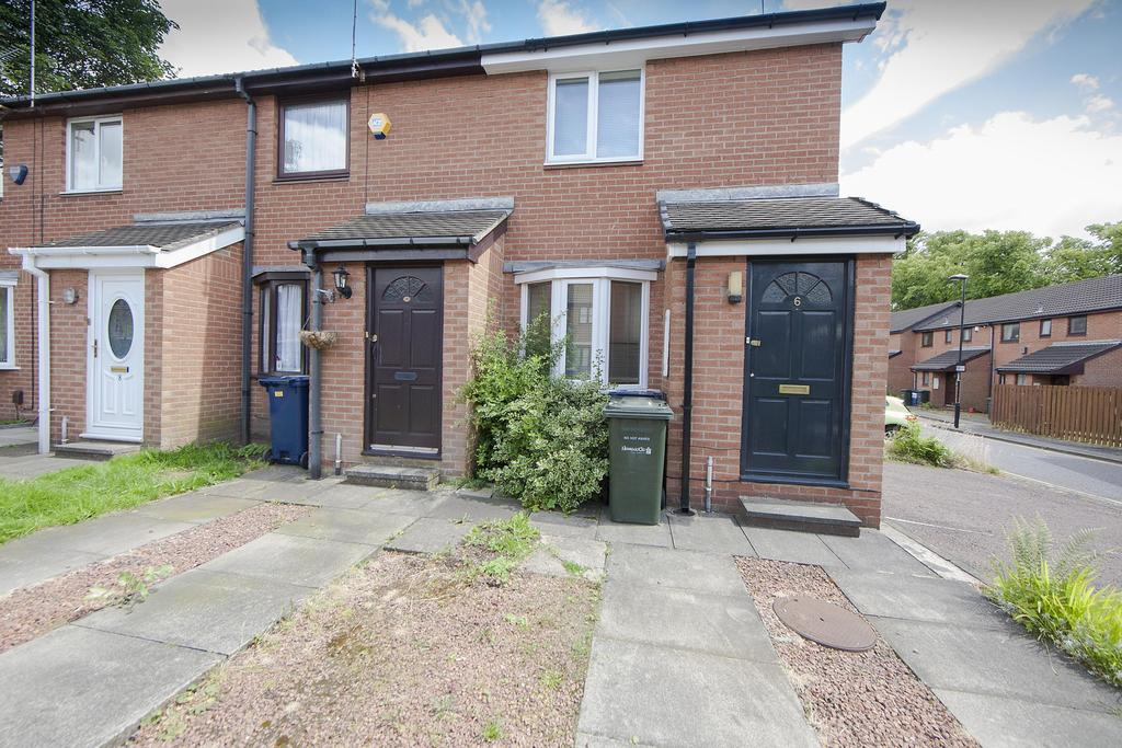 2 Bedrooms Terraced House for sale in Wallace Street, Spital Tongues, NE2