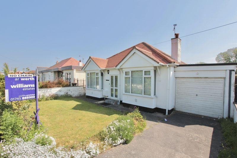 3 Bedrooms Bungalow for sale in Shore Road, Gronant