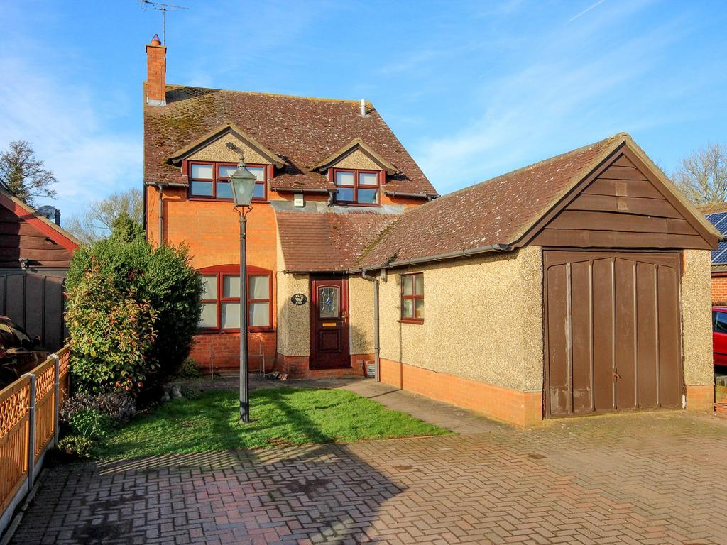 4 Bedrooms Detached House for sale in Joes Close, Greenfield, MK45