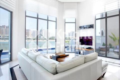 4 bedroom villa  - Garden Homes, Frond B, Palm Jumeirah, Dubai