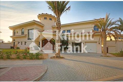5 bedroom villa  - Signature Villa, Frond B, Palm Jumeirah, Dubai