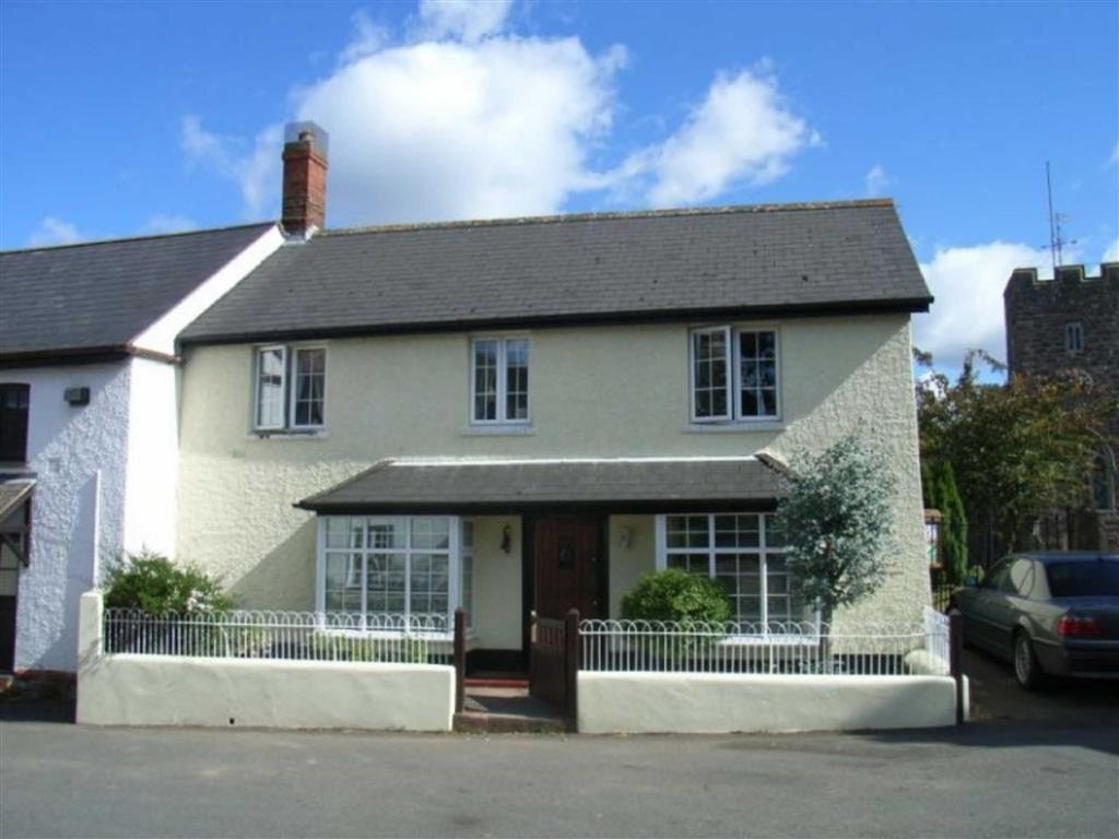 3 Bedrooms Semi Detached House for sale in Old Village, Willand Old Village, Cullompton, Devon, EX15