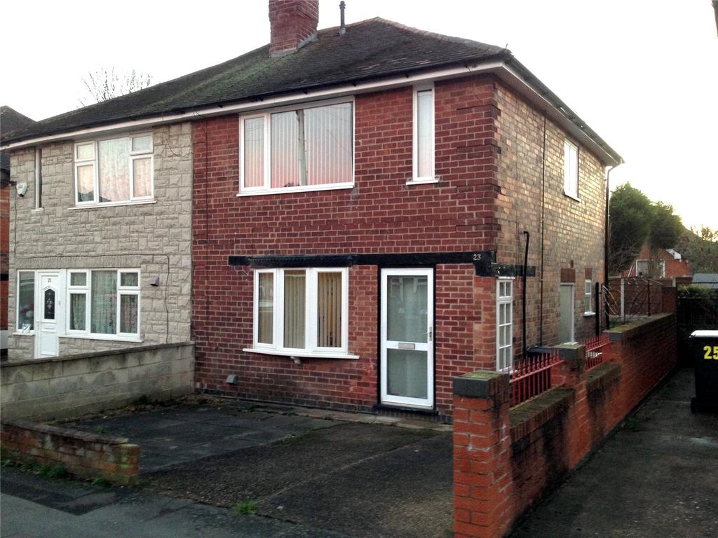 3 Bedrooms Semi Detached House for sale in Mottram Road, Beeston, Nottingham, NG9
